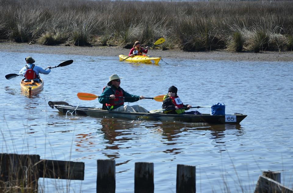 kayak, canoe, boat