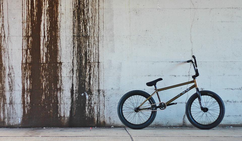 bmx, bikes, metal
