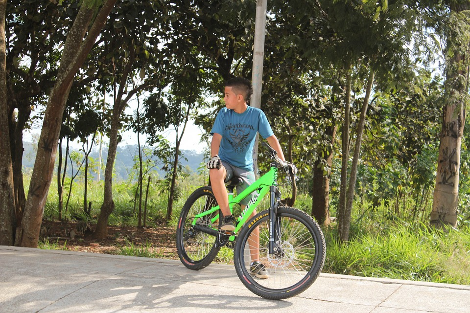 bmx, bike, cycling