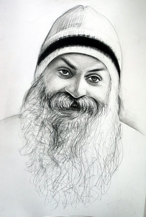 osho, guru, teacher