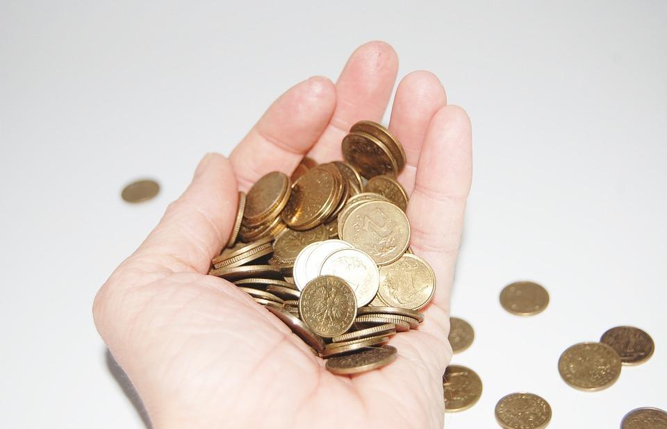 money, money in hand, safe
