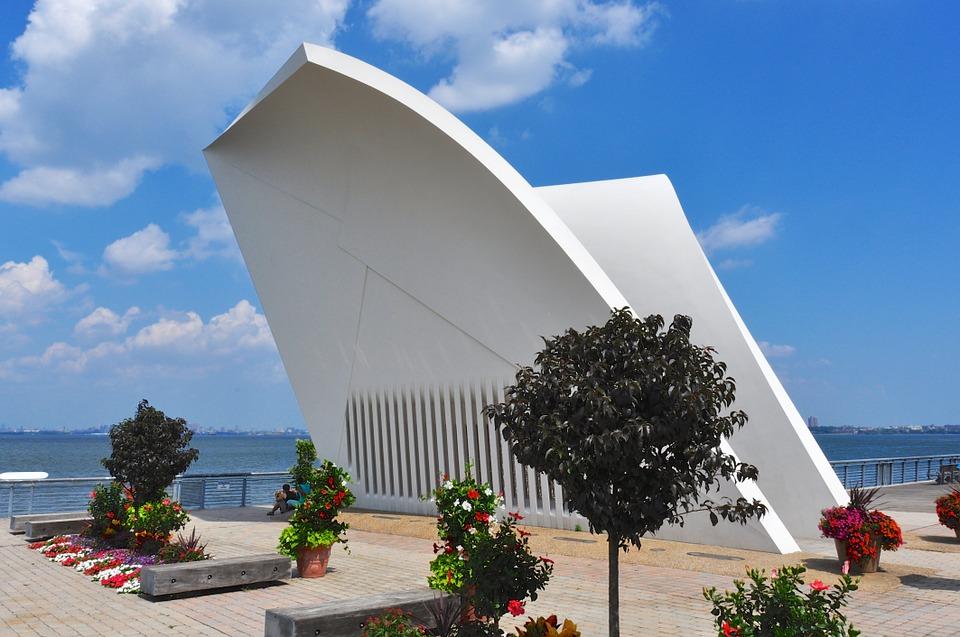 memorial building, 9 11 memorial, st george esplanade
