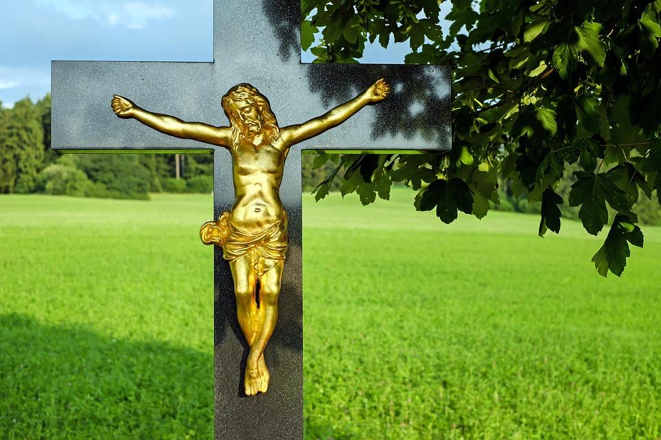 jesus, cross, christ