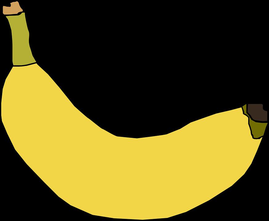 Banana Yellow Fruit