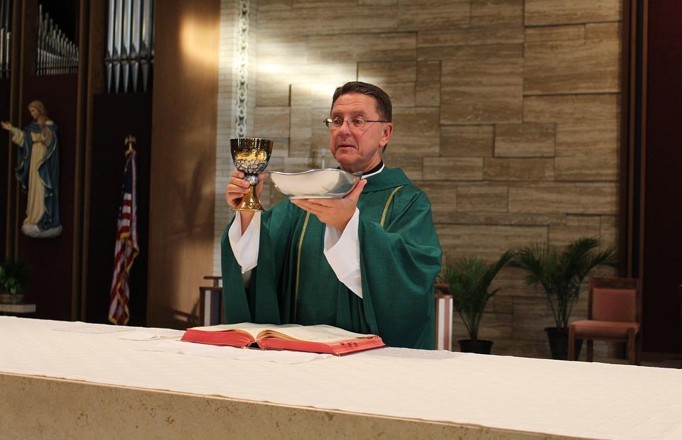 consecration, priest, catholic
