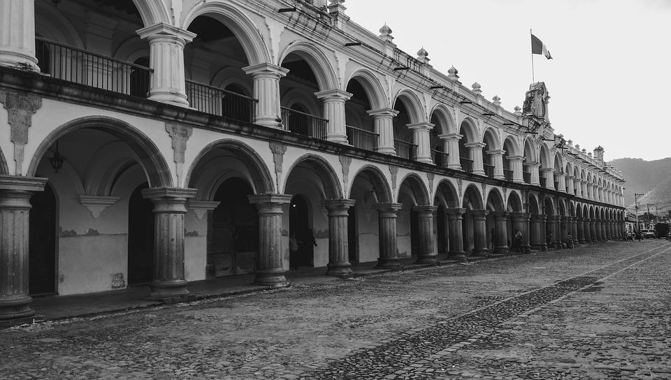 antigua, guatemala, colonial