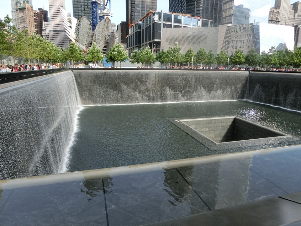 memorial, ground zero, usa