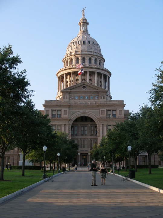 austin, state capitol, classical architecture