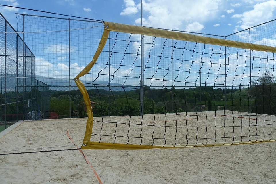 volleyball, beach volleyball, just