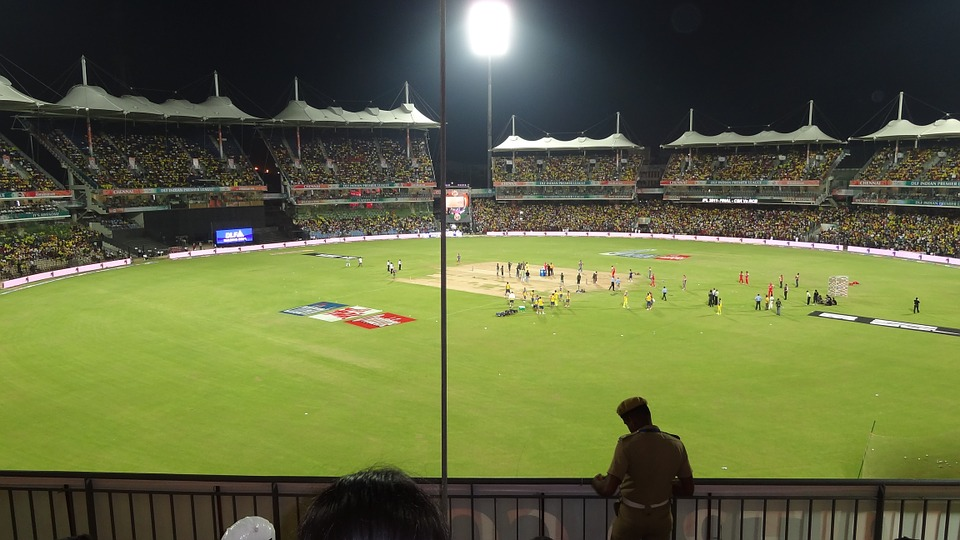 cricket, cricket ground, sport