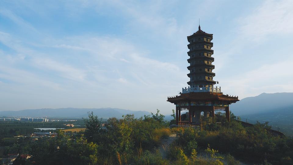 temple, pagoda, religious