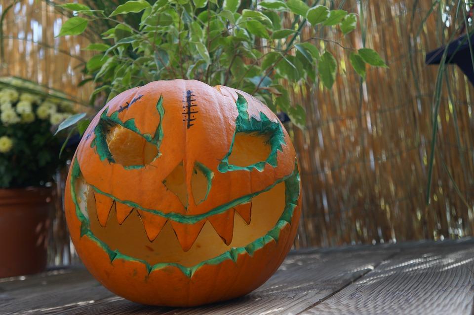 pumpkin, halloween, fash