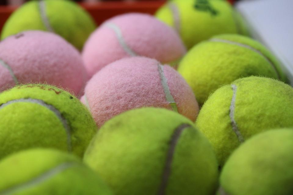 tennis, balls, sport
