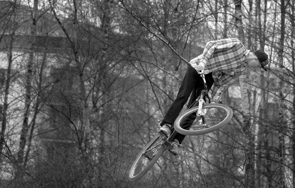 bike, bmx, bikepark