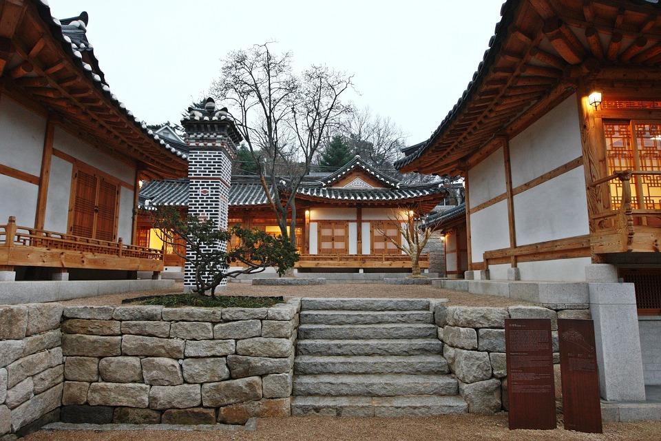 korea, seoul, jongno