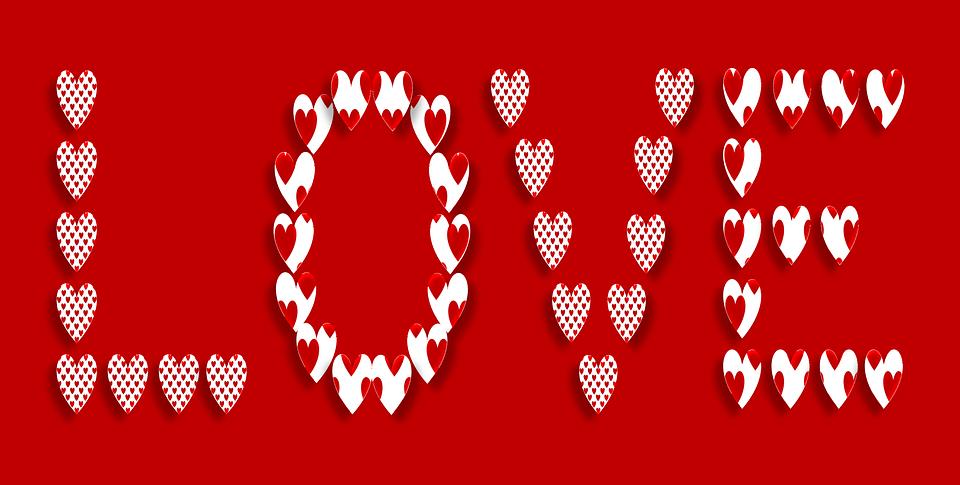 valentine, love, heart