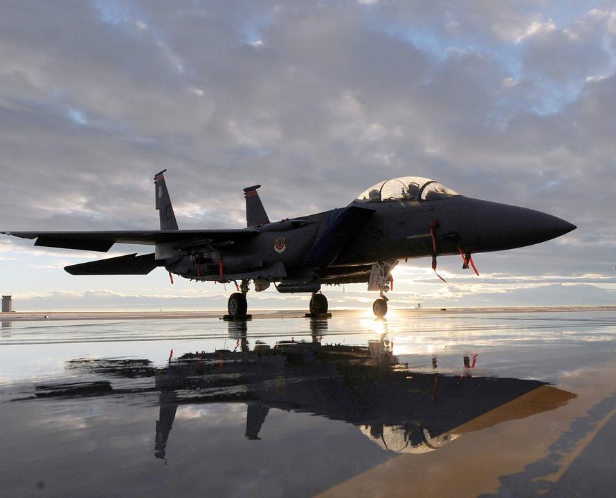 military, jet, airplane