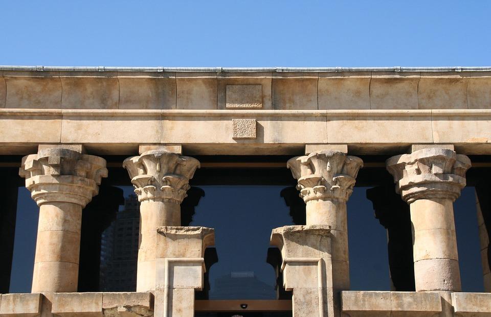 window, columnar, architecture