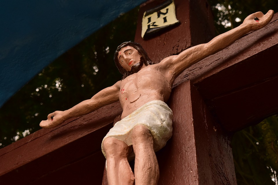 jesus, christ, faith
