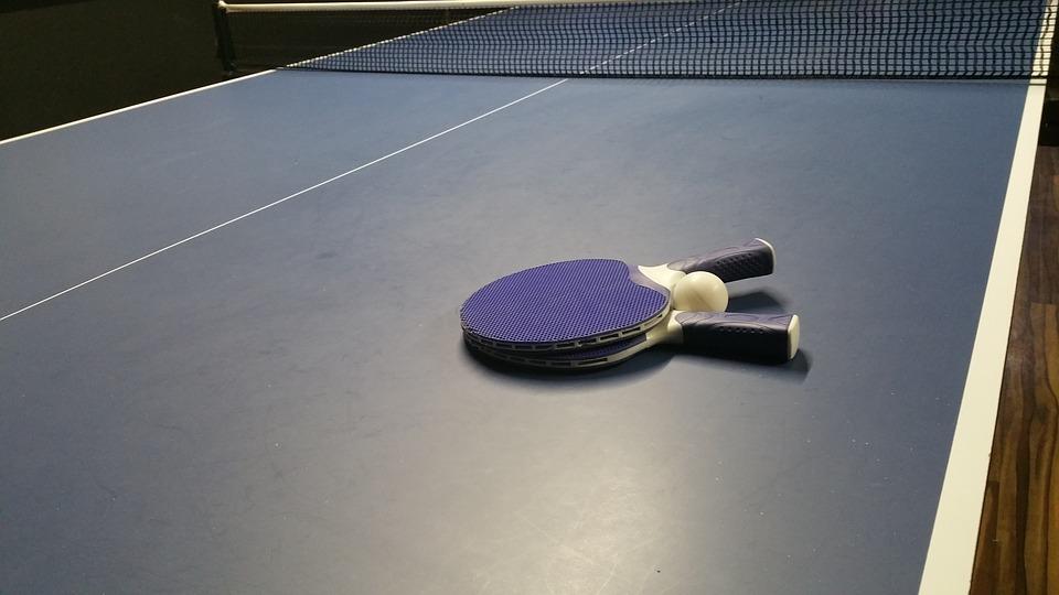 tennis, ping, pong