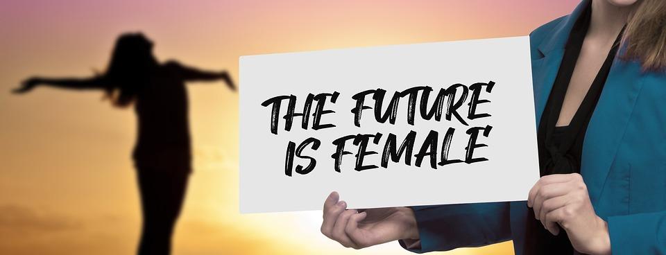 woman, female, leadership