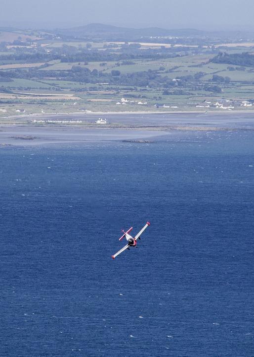 plane, airshow, air