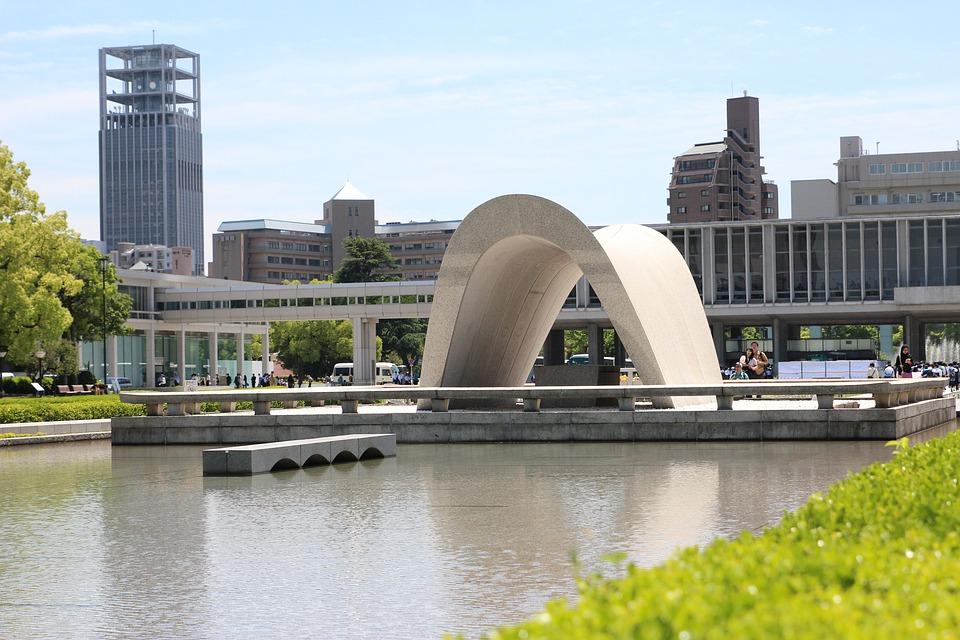 hiroshima, memorial, japan