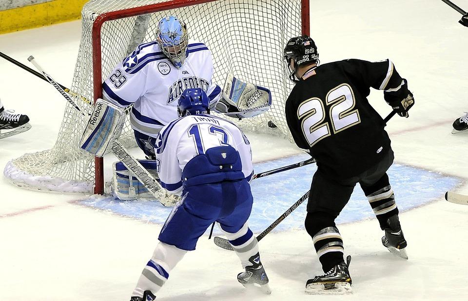 ice hockey, players, forward