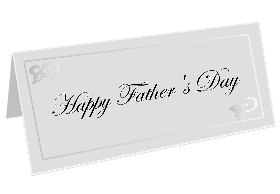 happy father's day, father's day, card