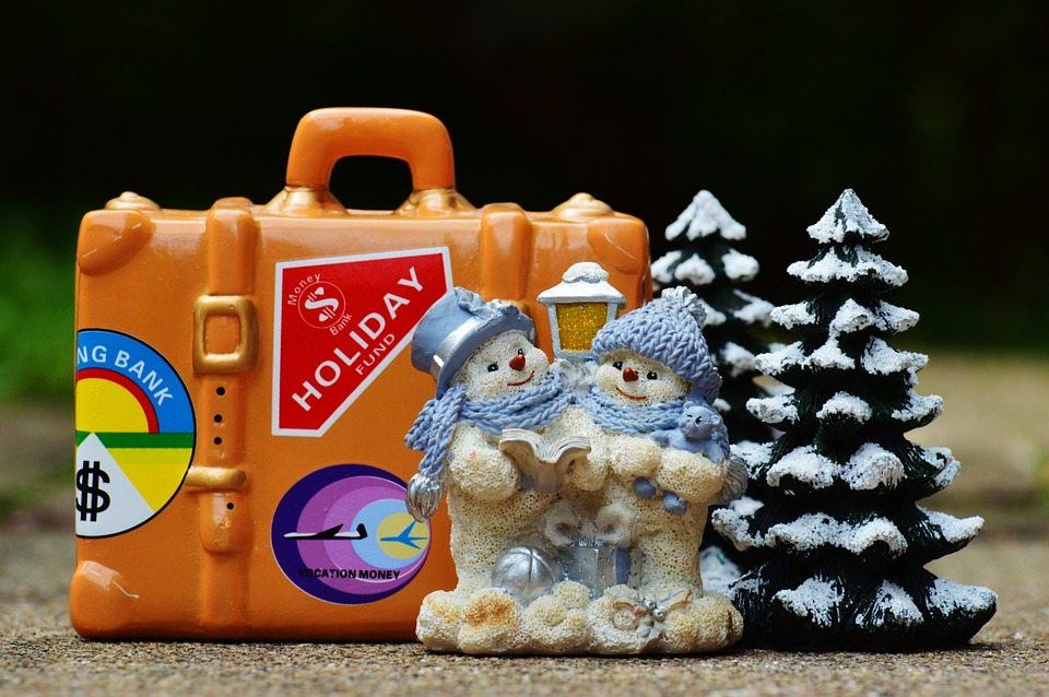 winter holiday, christmas holidays, travel