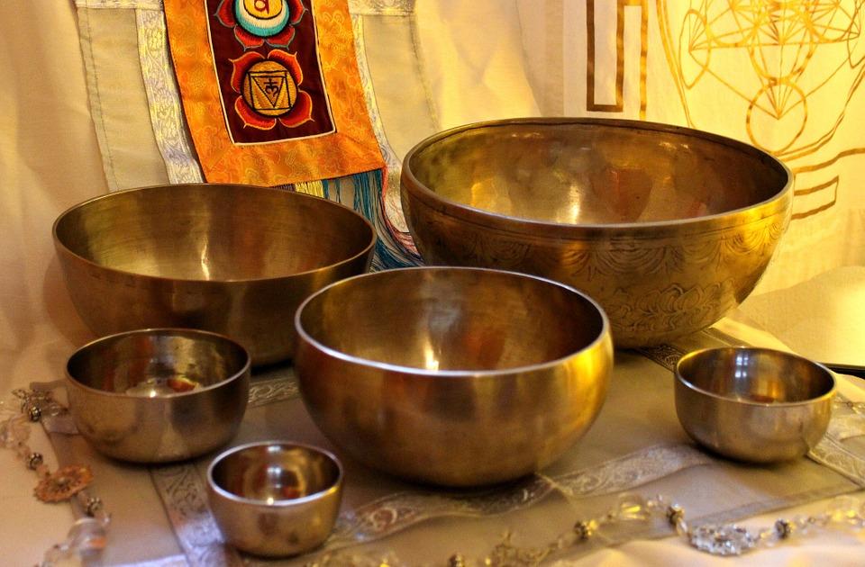 singing bowl, singing bowls, singing bowl massage