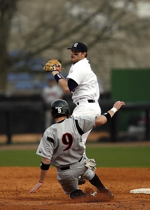 baseball, game, sport
