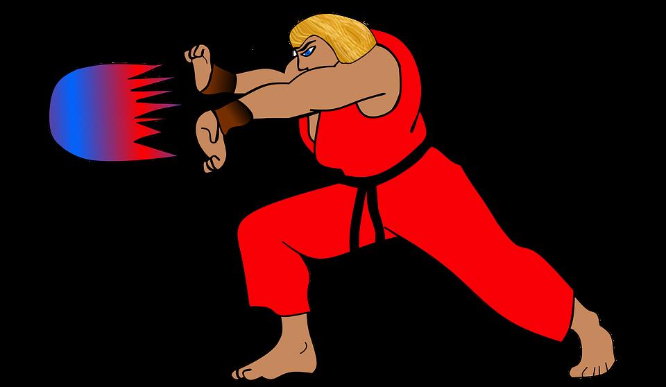 street fighter, fight, martial arts