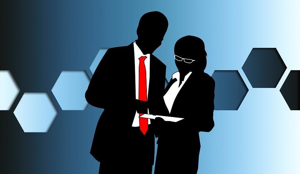 business, management, teamwork