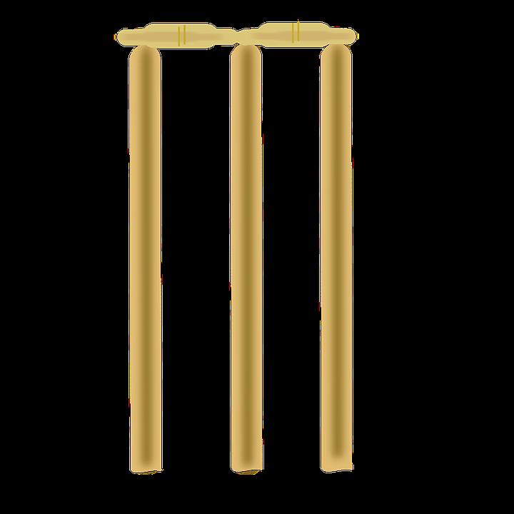 cricket, stump, wooden