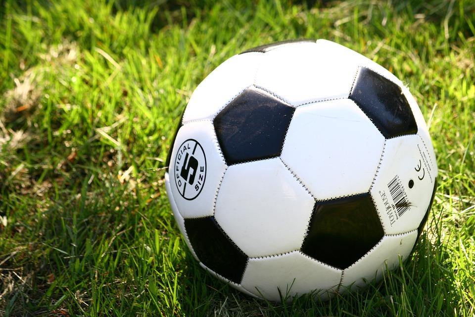 football, grass, play