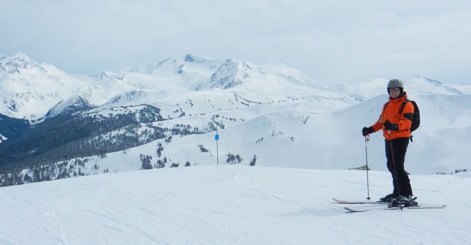 skiing, winter sports, whistler