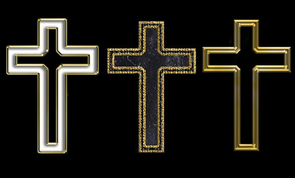 cross, digital art, religion