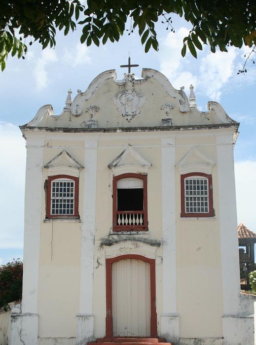 church, heritage, goiás