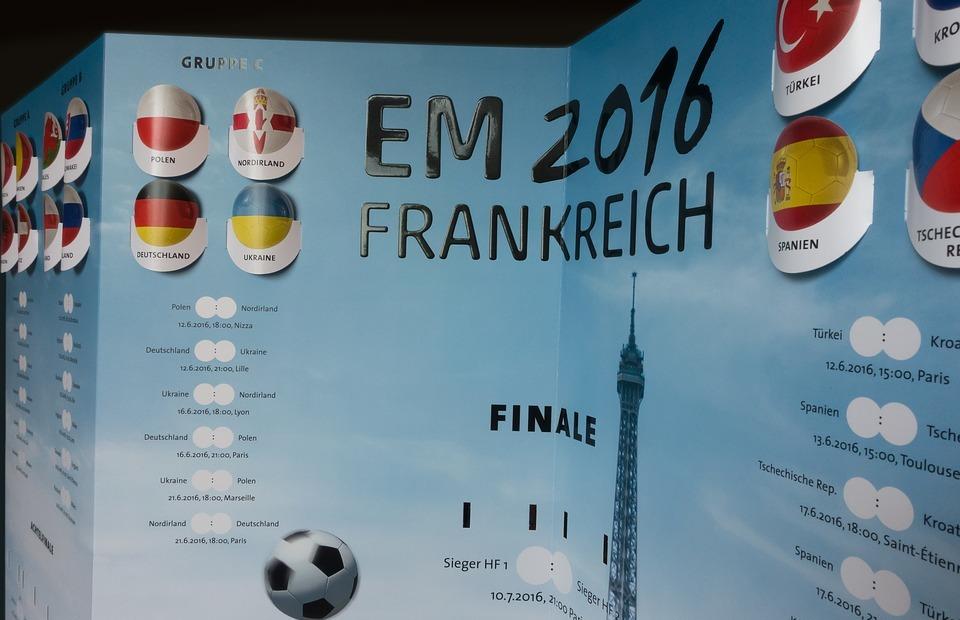 football, european championship, 2016