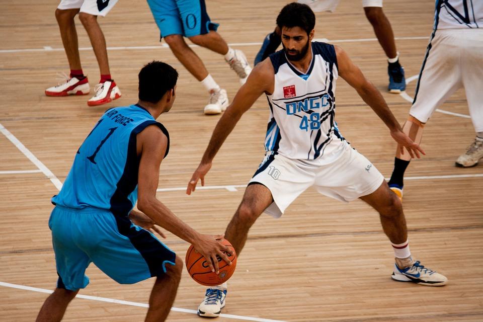 basketball, players, sports