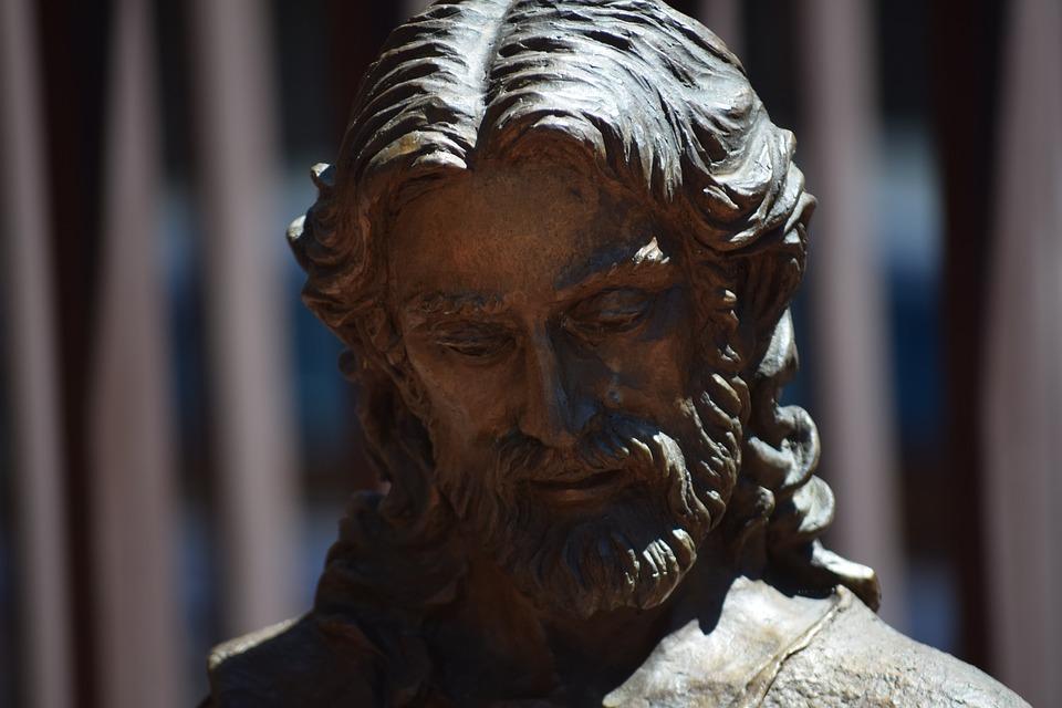 christ, catholics, sculpture