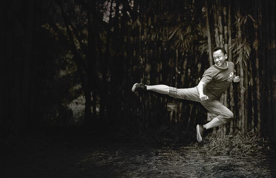 kick, taekwondo, martial art