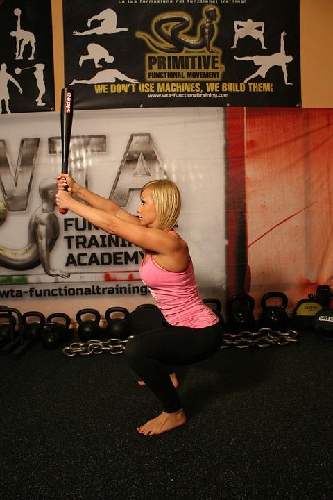 workout, woman, sport