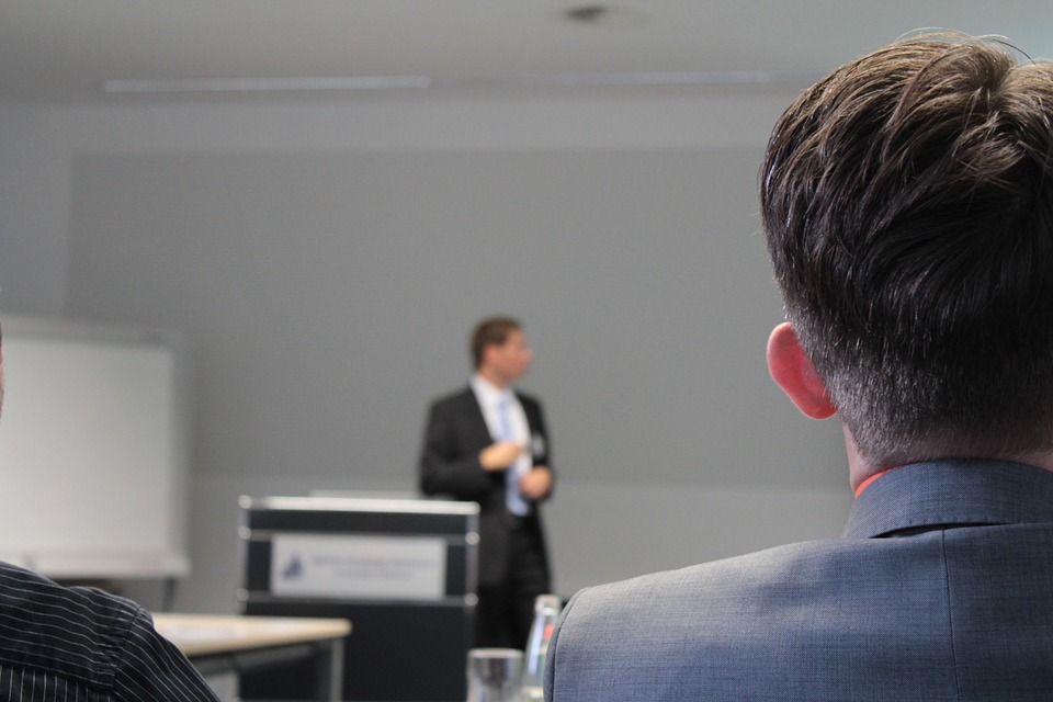 event, dialogue, lecture