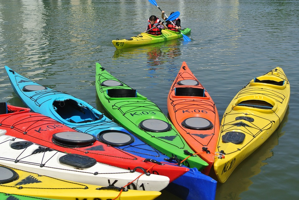 zhejiang university, water sports, kayaking