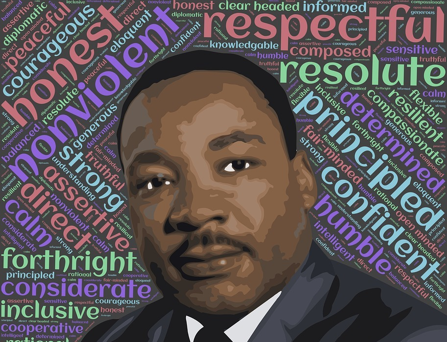 leadership, qualities, martin luther king