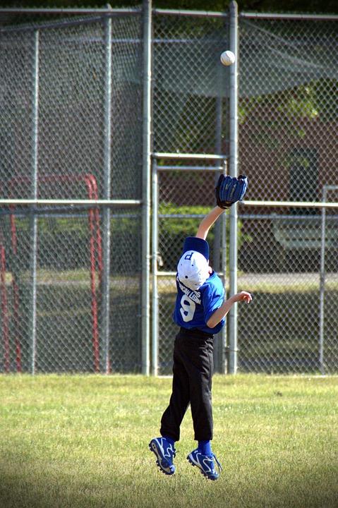 baseball, baseball glove, sport