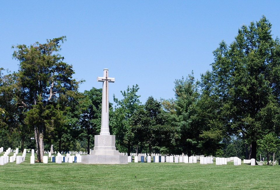 arlington, national, cemetery
