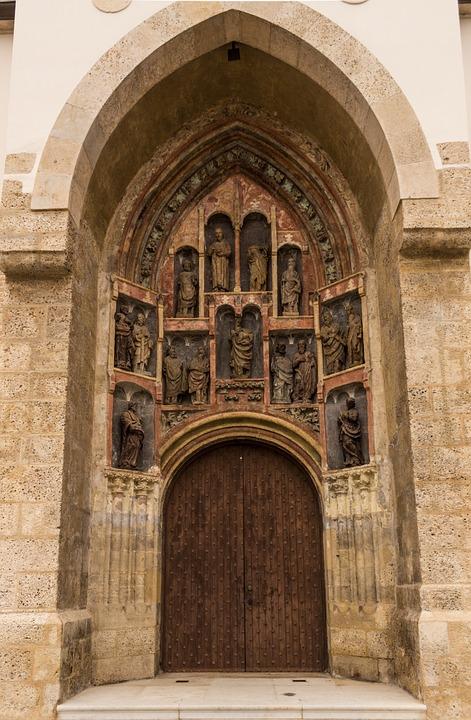 door, saints, catholic